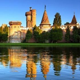 Laxenburg kastély és park egynapos kirándulás