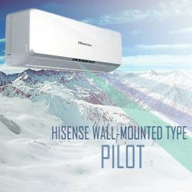 Hisense Pilot AS09 inverteres split klíma