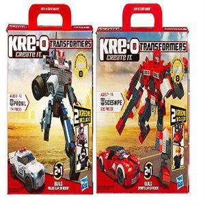Választható Transformers figurák