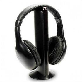 Vezeték nélküli fejhallgató - 5 az 1-ben