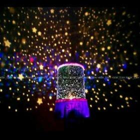 Projektoros LED csillaglámpa!