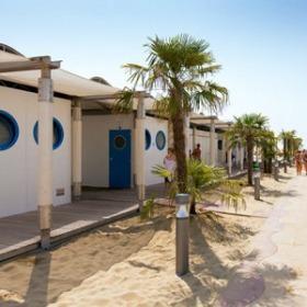 Olaszországi nyaralás 6 fős luxus mobilházban